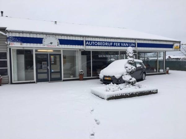 Autorijden in de sneeuw